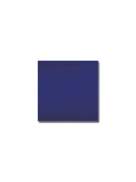 Azulejo liso cobalto brillo 15x15 cm (1m2/cj)