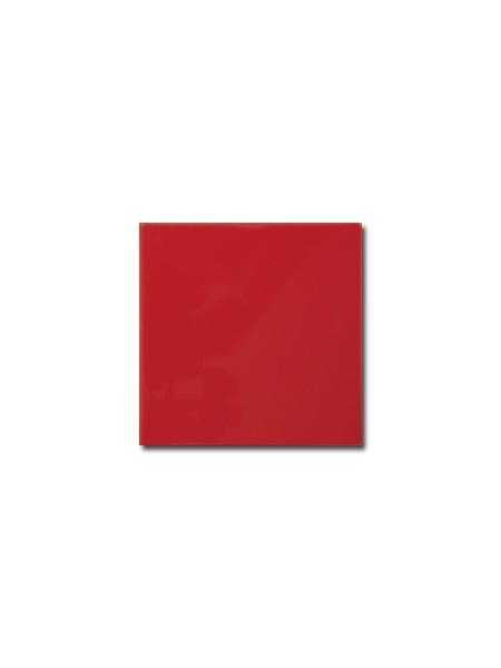 Azulejo liso fuego brillo 15x15 cm (1m2/cj)