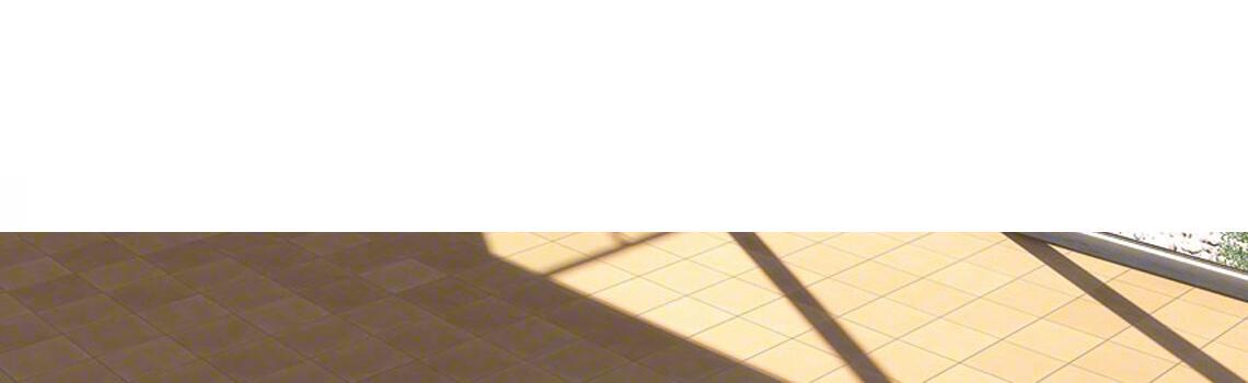 Pavimento porcelánico Pop tile Sixties-R Chocolate 15x15 cm. Una serie de azulejos que evocan el estilo pop up de los años 60.