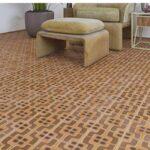 Pavimento porcelánico Pop tile Sixties-R Fluxus 15x15 cm. Una serie de azulejos que evocan el estilo pop up de los años 60.