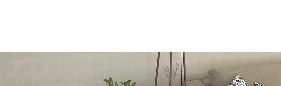 Pavimento porcelánico Pop tile Sixties-R Marfil 15x15 cm. Una serie de azulejos que evocan el estilo pop up de los años 60.