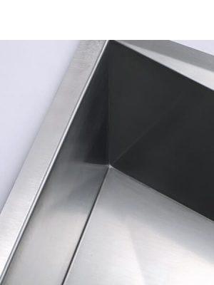 Fregadero de Acero Inoxidable Diamante