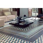 Pavimento imitación hidráulico Güell-1 20x20 cm. Diseños del pasado con tecnología del presente, azulejo para paredes y suelos.