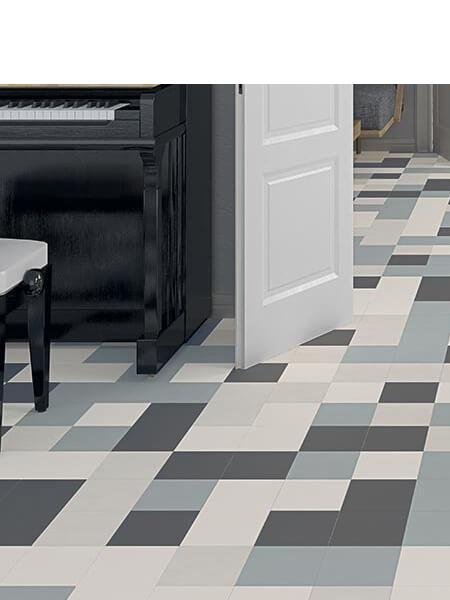 Pavimento porcelánico Alameda-R Nube 20x20 cm (1 m2/cj)