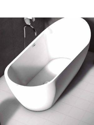Bañera exenta acrílica Deba 175x75 cm.