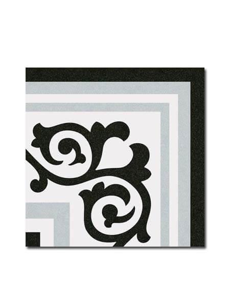 Pavimento imitación hidráulico Gilbert-3 20x20 cm. Diseños del pasado con tecnología del presente, azulejo para paredes y suelos.