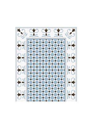 Pavimento imitación hidráulico Valvanera-3 20x20 cm. Diseños del pasado con tecnología del presente, azulejo para paredes y suelos.