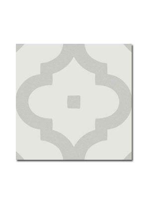 Pavimento porcelánico Maori Ladakhi Gris 20x20 cm. Una serie de azulejos efecto hidráulico.