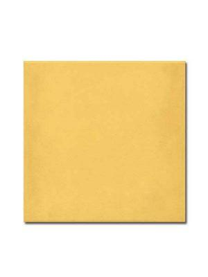 Pavimento imitación hidráulico Amarillo 20x20 cm. Diseños del pasado con tecnología del presente, azulejo para paredes y suelos.