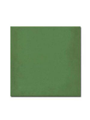 Pavimento imitación hidráulico Verde 20x20 cm. Diseños del pasado con tecnología del presente, azulejo para paredes y suelos.