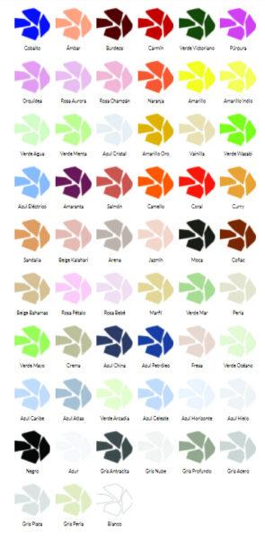 Colores del Trencadis