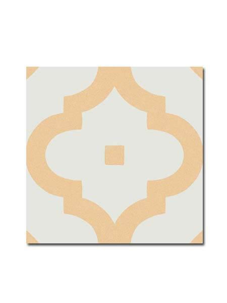 Pavimento porcelánico Maori Ladakhi Ocre 20x20 cm. Una serie de azulejos efecto hidráulico.Pavimento porcelánico Maori Ladakhi Ocre 20x20 cm. Una serie de azulejos efecto hidráulico.